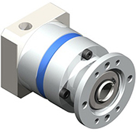 Linear Mount Products: Inline Planetary Gearbox | Hollow Output EPL-H Series