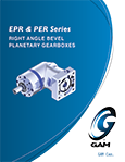 EPR Right Angle Gearbox Brochure
