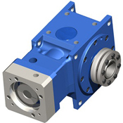 Gear Reducers | Right Angle Hypoid Gearbox Dyna Series DS-H