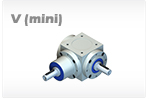 V Series Mini Spiral Bevel Gearbox
