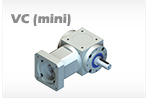 VC Series Mini Spiral Bevel Gearbox with Integrated Motor Mount