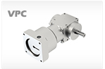 VPC Performance Plus bevel gearbox with motor mount